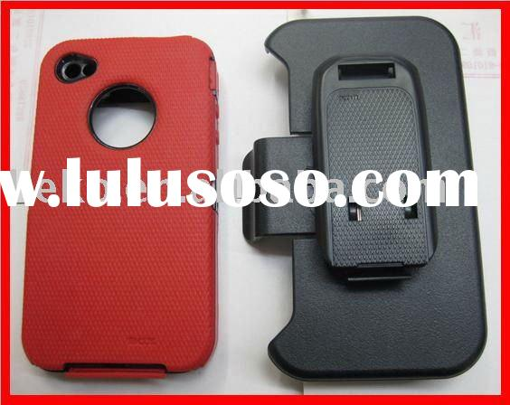 silicon and hard case for cellphone 4g