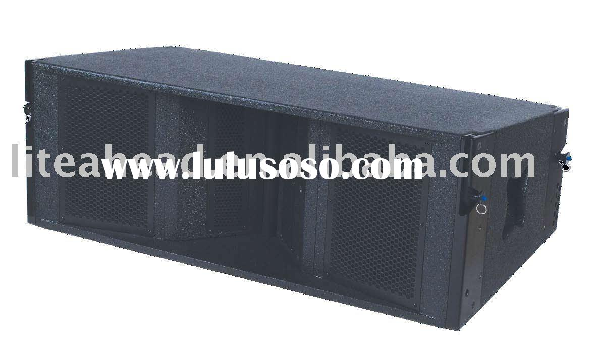 3-way Line Array Ourdoor Speaker LA212