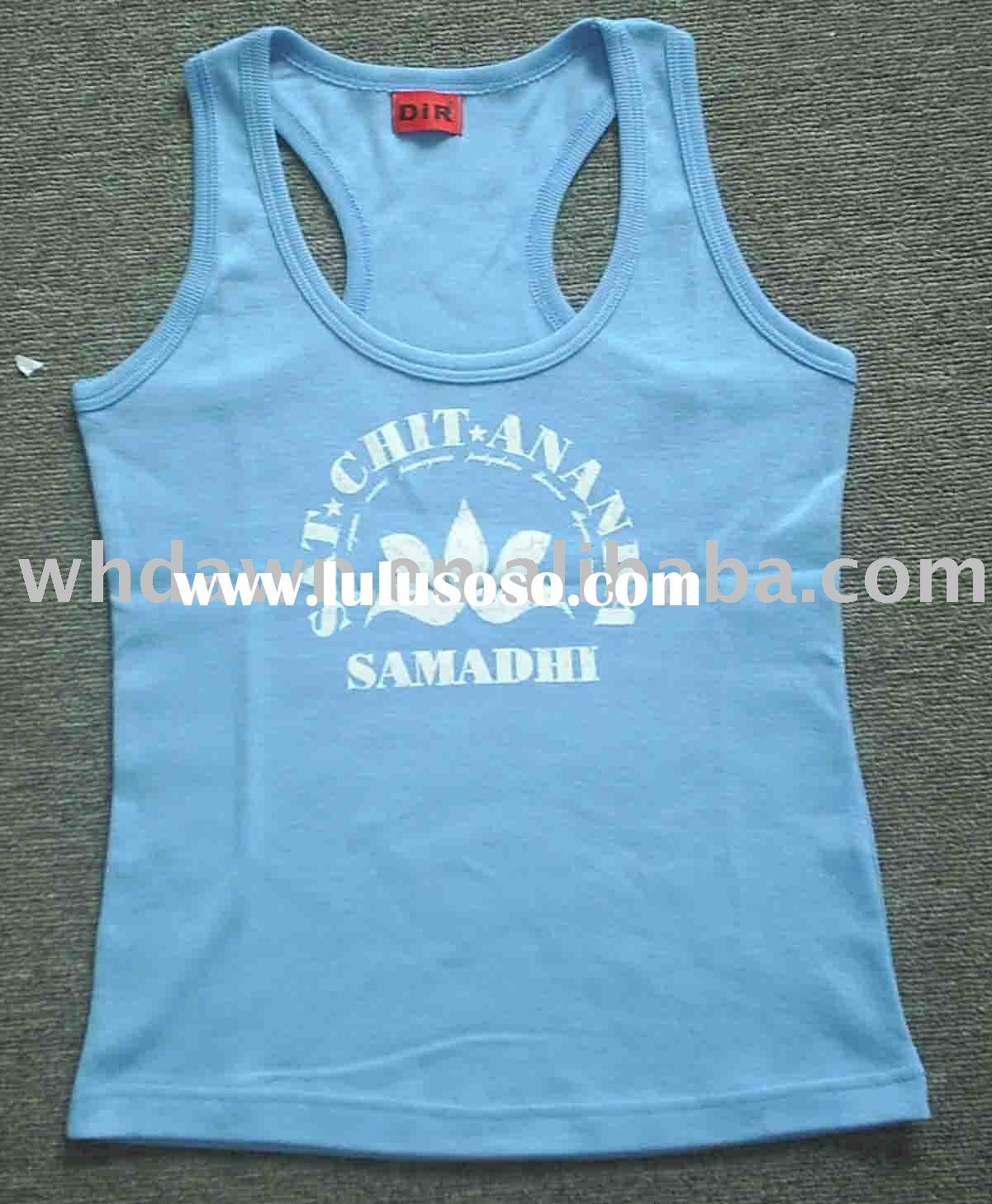 Fitness top, fitness clothes, fitness wear, yoga wear,gymnastics wear, training suits