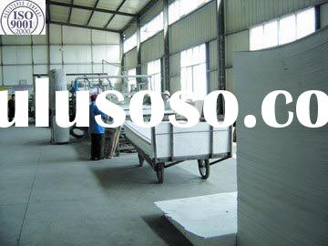GS rigid clear pvc sheet in roll