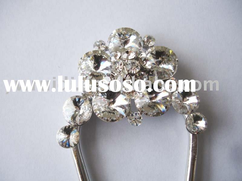 HF0715-13 costume alloy hair fork