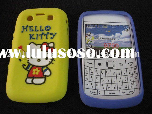 Hello Kitty PHone Case For Blackberry Curve 8520