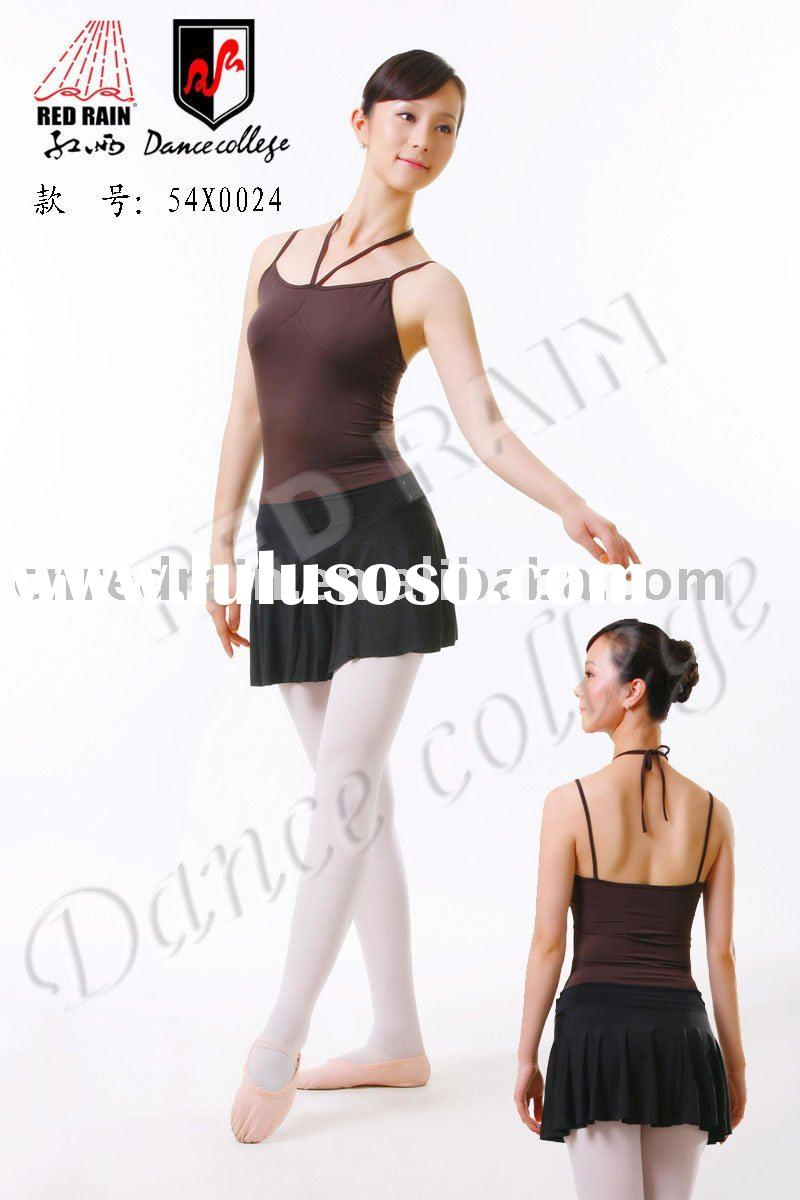 Low Rise Skired Leotard