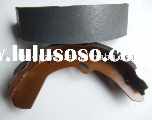 Man brake shoe for truck heavy duty spare brake parts Man brake shoe