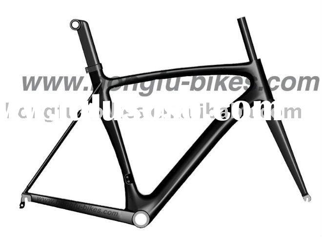 New style in 2011 ,full carbon road bicycle frame FM039