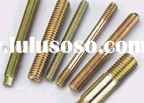 Stud bolt, Double end stud bolt, Wheel bolt