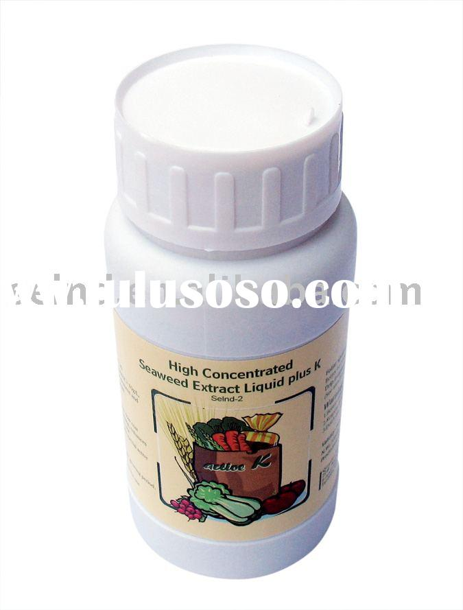 seaweed fertilizer liquid --foliar fertilizer
