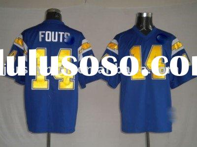 2010 Wholesale San Diego Chargers #14 Fouts Jerseys