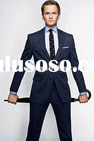 2011 Men's buiness suit