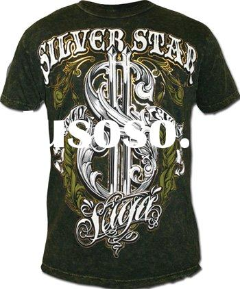 2011!!! New Summer Printed  Fashion High Quality Men's T-shirt