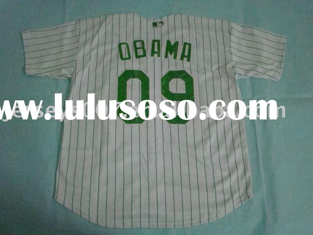 Authentic Chicago White Sox Obama #09 Home jersey.baseball jersey.accept paypal.do drop ship