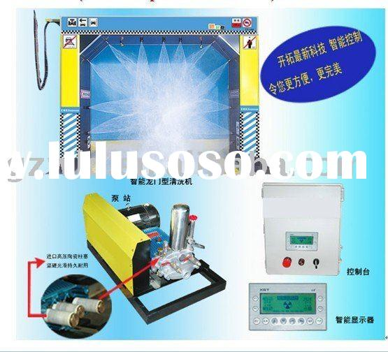 Car cleaning equipment (car wash system) - Aptitude model