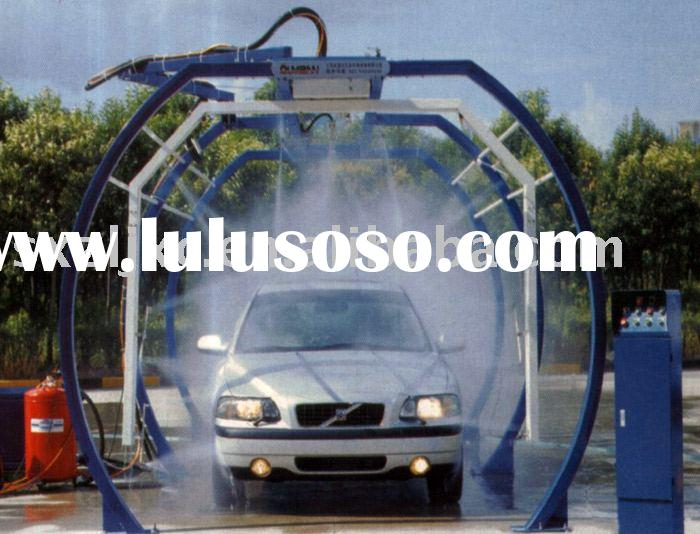 Car Washing Center Equipment In India