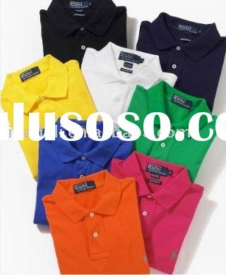 Custom Polo Shirts with Embroidery Logo
