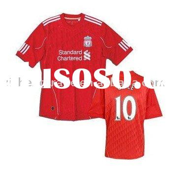 Lliverpool Home College Football Jerseys 2011 Cole 10