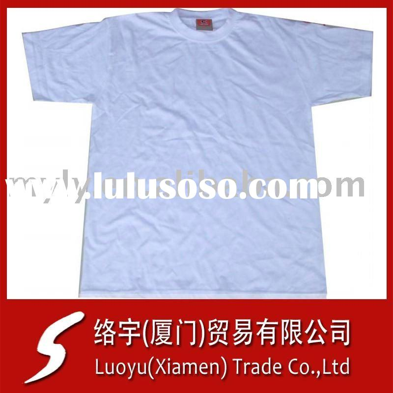 MEN'S FASHION COOL DRY BULK BLANK T-SHIRTS