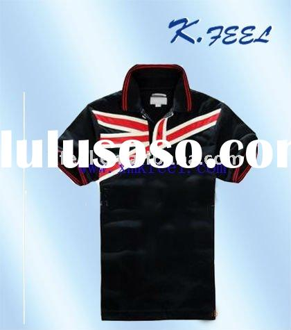 Men's designer fashion polo t shirt