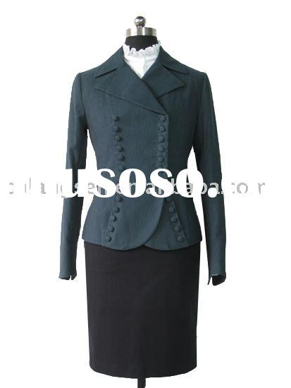 New Europe style skirt suits/fashion New York suits
