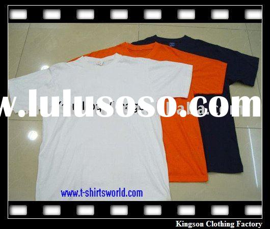 Plain White 100% Cotton T-Shirts