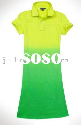 Polo dress for women