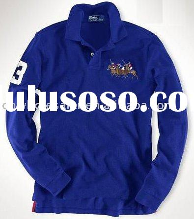 Polo long sleeve t-shirts
