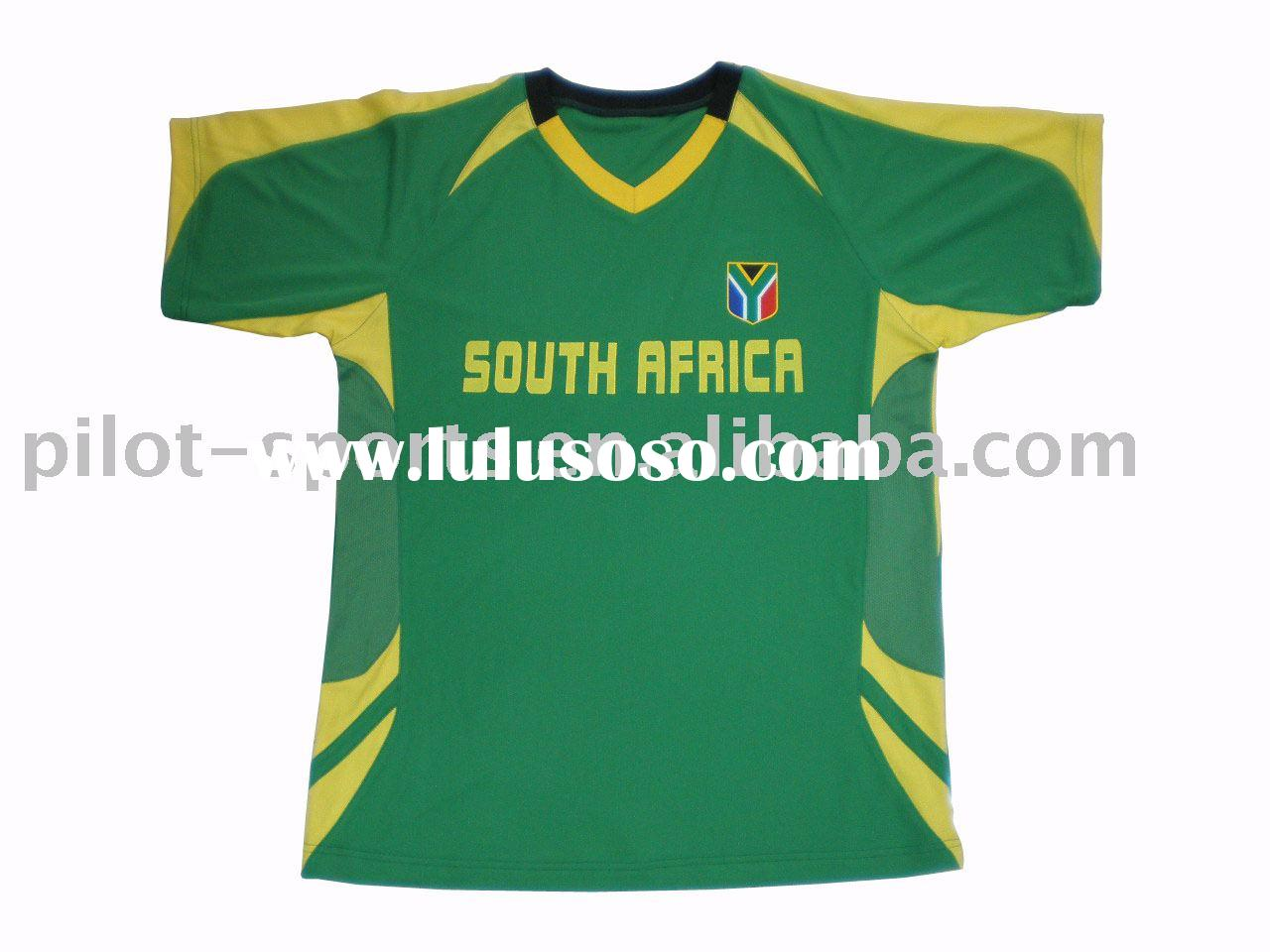 "Sport T-Shirt For ""South Africa World Cup 2010"""