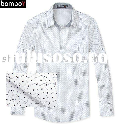 Tall Men's Fashion Dress Shirts