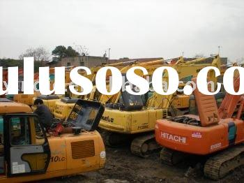 Used construction machinery,used heavy equipment,used earthmoving machine