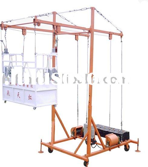 Building Cleaning Equipment : High rise window cleaning equipment