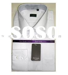[Super Deal]Genuine Man White Dress Shirts/Fashion Dress Shirts/Long Sleeve Dress Shirts