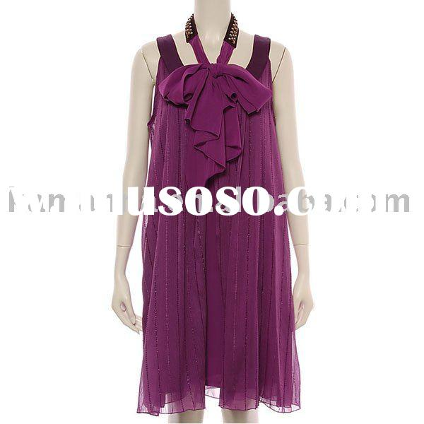 deep purple prince dress