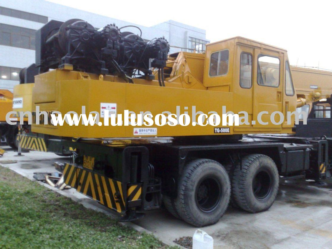heavy equipment 50t for sale(heavy equipment building machinery lifting machinery)