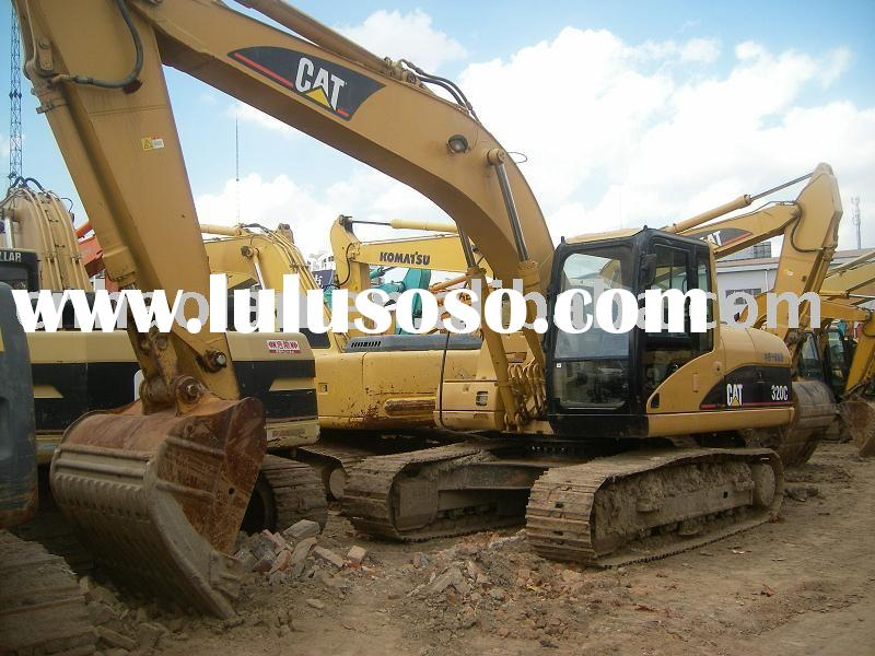 heavy equipment for sale,CAT320C,used construction machine,earthmoving machine