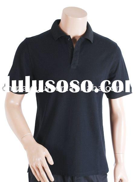 men polo shirt  design for 2011 and men shirt manufature