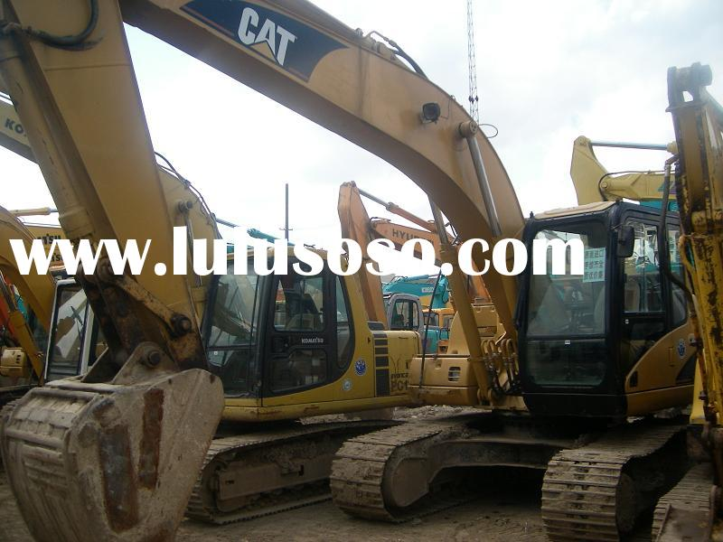 used excavator caterpillar 320C for sell (CAT 320c excavator hydraulic excavator heavy equipment)