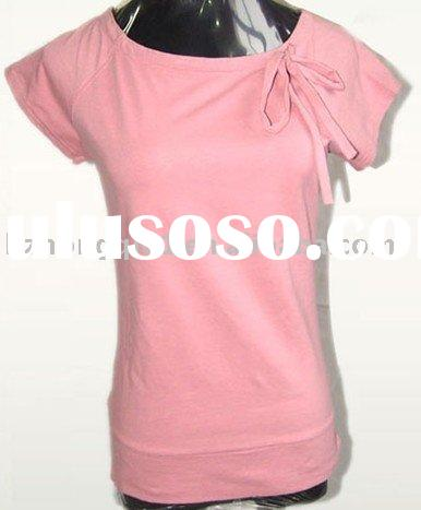 women's T-Shirts pink for 2010