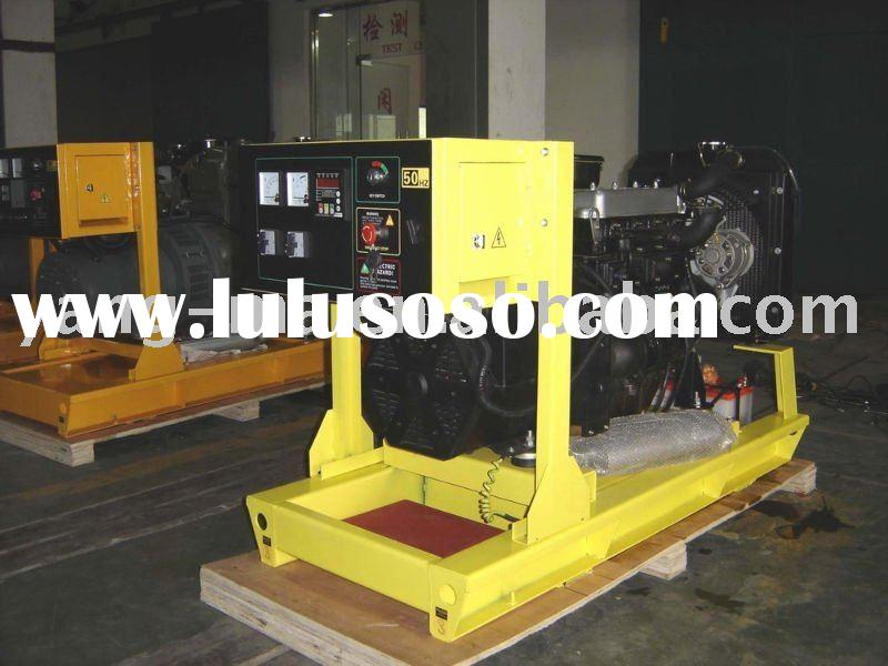 1200KW 1500KVA silent cummins diesel engine power electric generator set