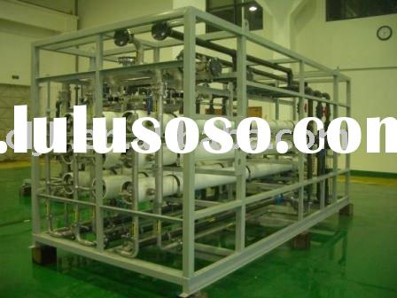 50T/D seawater purification equipment, RO water system, water treatment machine