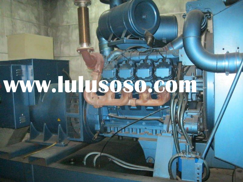 56KW USED diesel generator set, Second hand GENERATOR , 2nd gen-set  Deutz engine