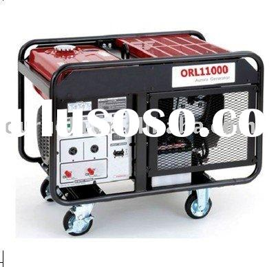 6kW gasoline generator set with Honda engine