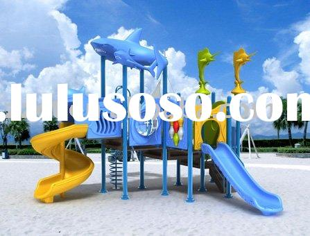 Beach Outdoor playground equipment