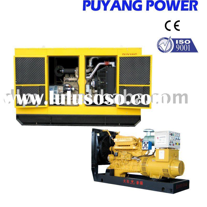CE approved Diesel Generator Set (China Manufacturer)