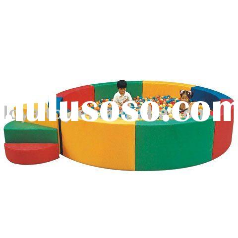 CE soft play equipment toys for kids