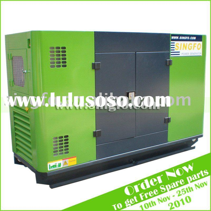 Cummins Diesel Generator Set(Cummins OEM)