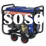 Diesel Portable Power Welding Generator Set-TSM100915