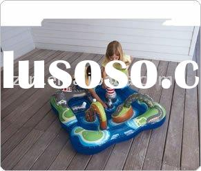 Inflatable Water Play Center,Inflatable garden play center,inflatable pool play center