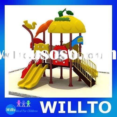 Kids Playground Equipment/Backyard Playground WT10-003