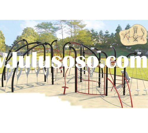 Kids outdoor play equipment