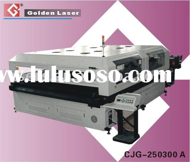 Laser Cutting Equipment for Car Mat, Seat Cover, Seat Cushion, Seat Belt (Safety Belt)