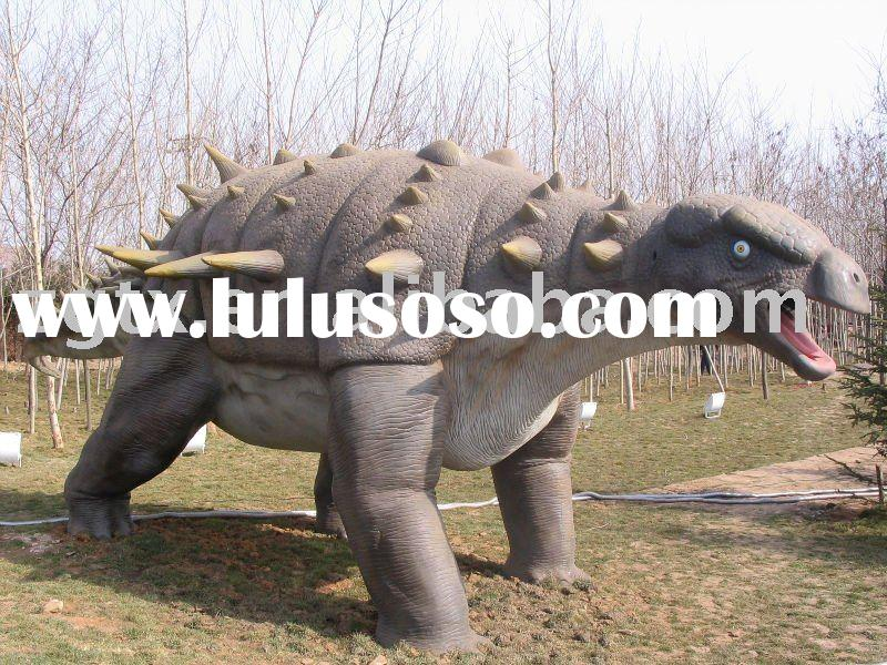 Outdoor playground equipment--animal model